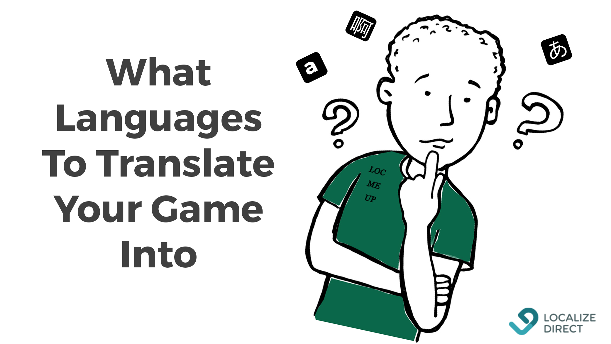 What Languages To Translate Your Game Into In 2019 (Trends